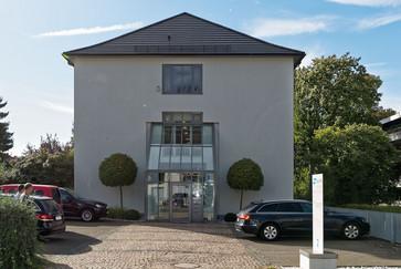 Gebäudeansicht Bezirksstelle Göttingen der PVS Niedersachsen