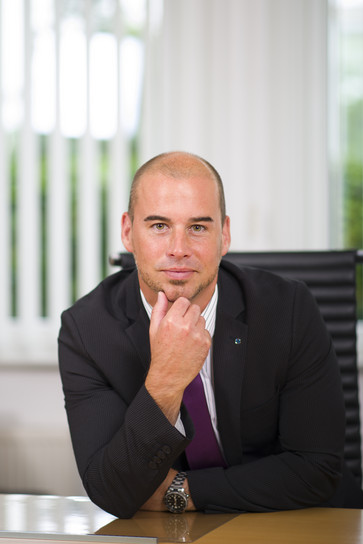Torsten Blümle, Geschäftsführer Bezirksstelle Lüneburg, PVS Niedersachsen