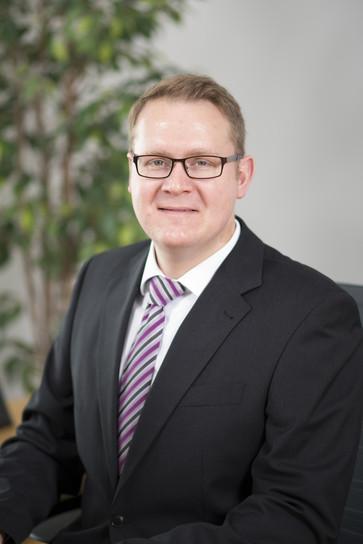 Timo Posnanski, Referent der Hauptgeschäftsführung, PVS Niedersachsen
