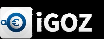 Logo iGOZ - die GOZ als APP