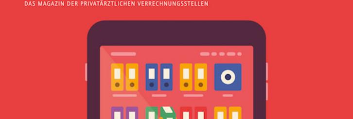 Titelbild PVS Verbandsmagazin zifferdrei Ausgabe 2017-03
