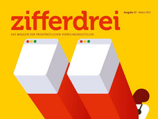 Titelbild PVS Verbandsmagazin zifferdrei Ausgabe 2019-03
