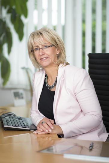 Christine Schäfer, Geschäftsführerin Bezirksstelle Aurich, PVS Niedersachsen