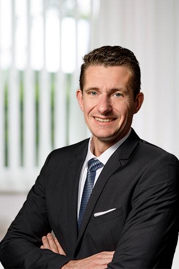 Thomas Glandorf, Geschäftsführer - PVS Niedersachsen