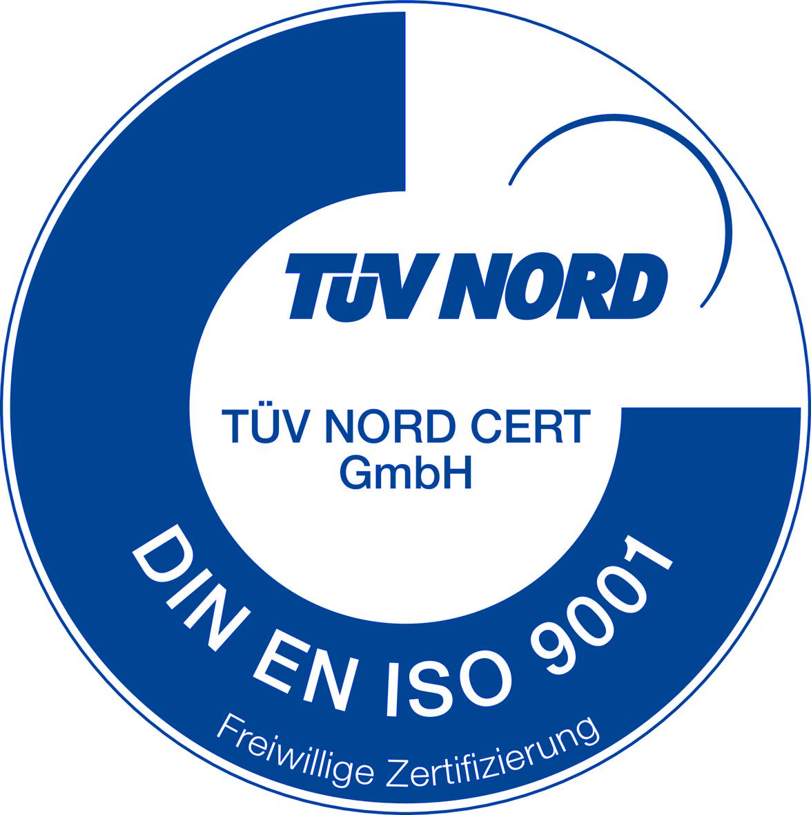 Icon Qualitätszertifikat PVS Niedersachsen